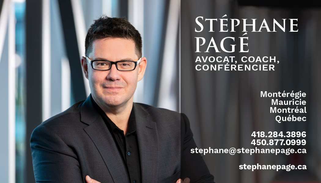 Me Stéphane Pagé - Avocat