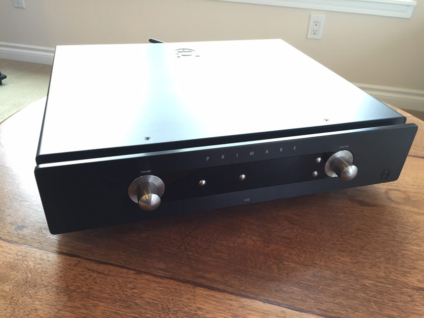 Primare Systems I32 Integrated Amp/DAC