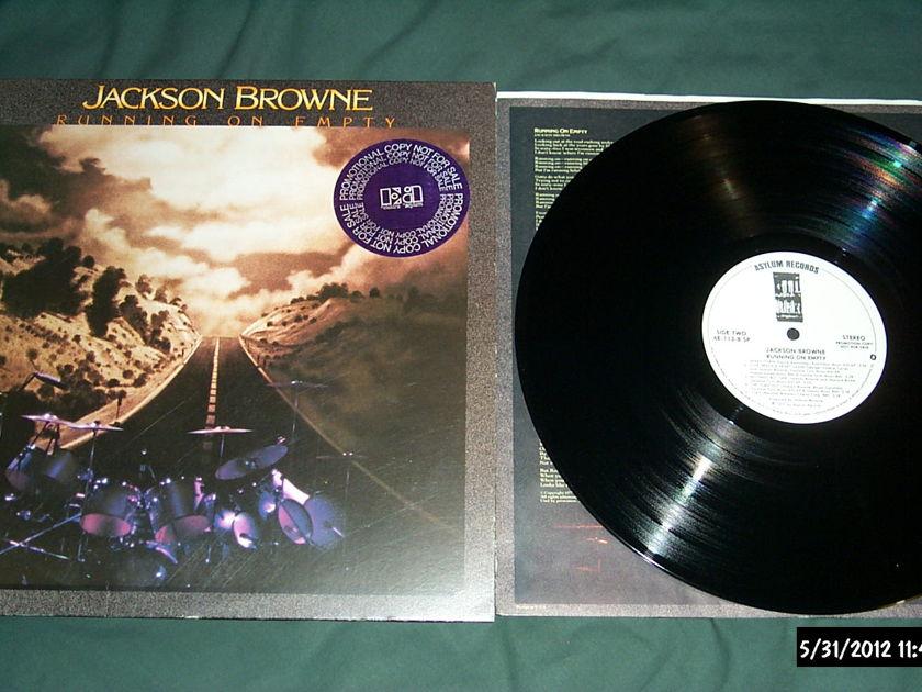 Jackson Browne - Running On Empty White label promo lp nm