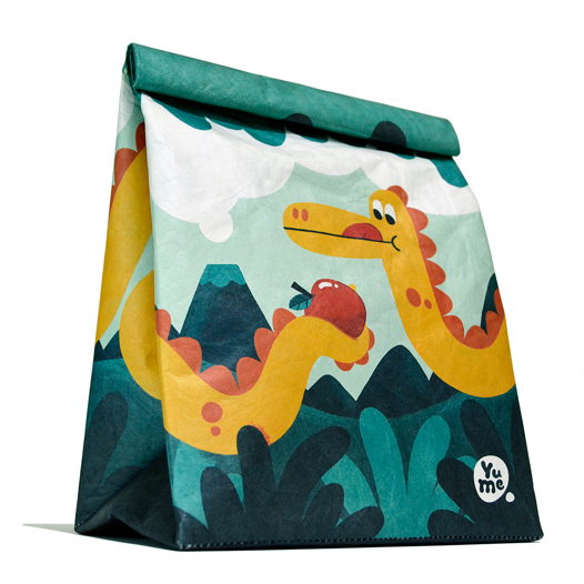 "Термо-сумка Youshi Lunch Bag ""Jurassic Munch"" от YuMe"