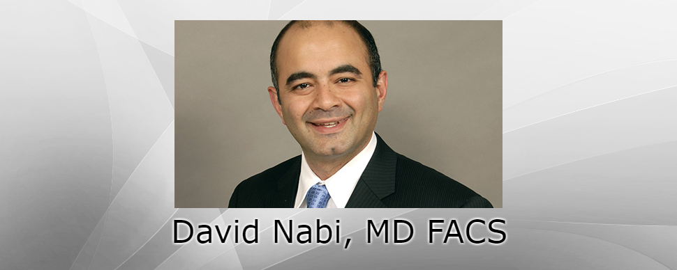 David Nabi, MD FACS
