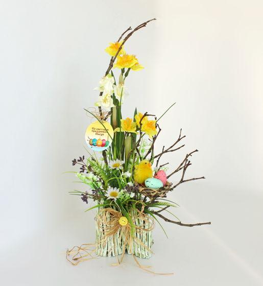 Пасхальная композиция Весна