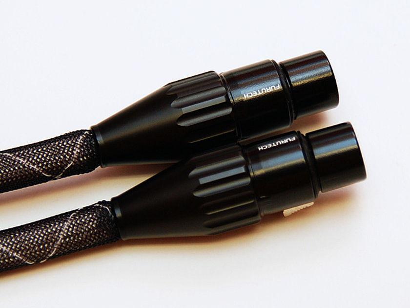 Crystal Clear Audio Master Class series  XLR balanced v2 Furutech black
