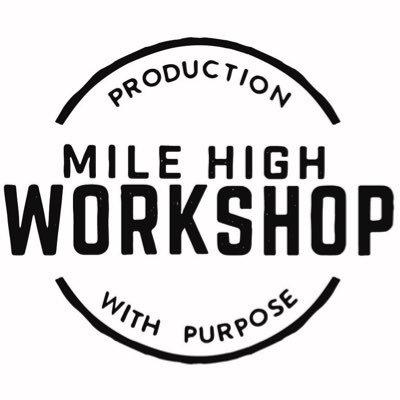 Mile high workshop logo