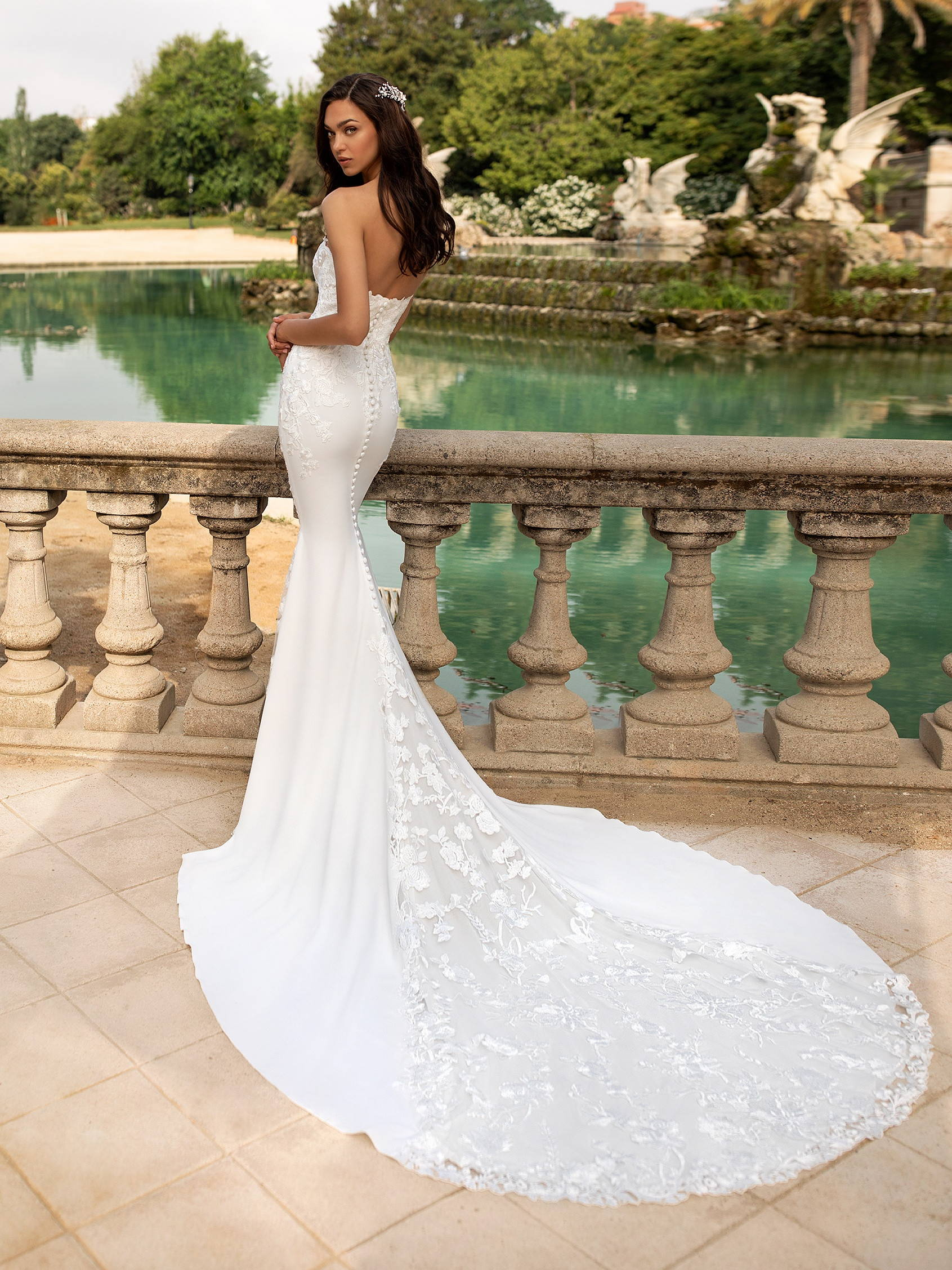 PRONOVIAS epico DRESS