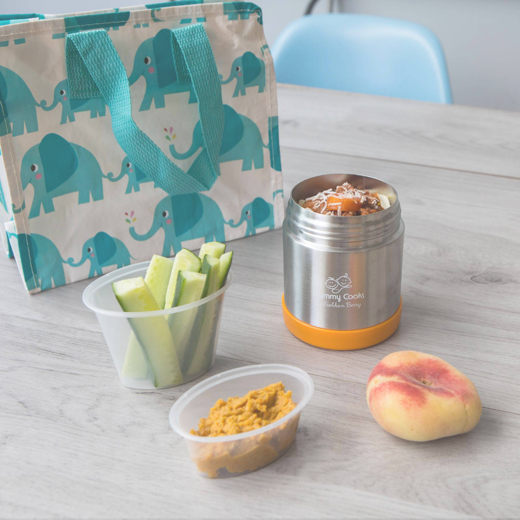 Mummy Cooks Lunch Sets