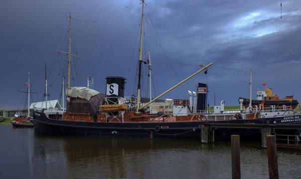 Бремерхафен — порт Бремена