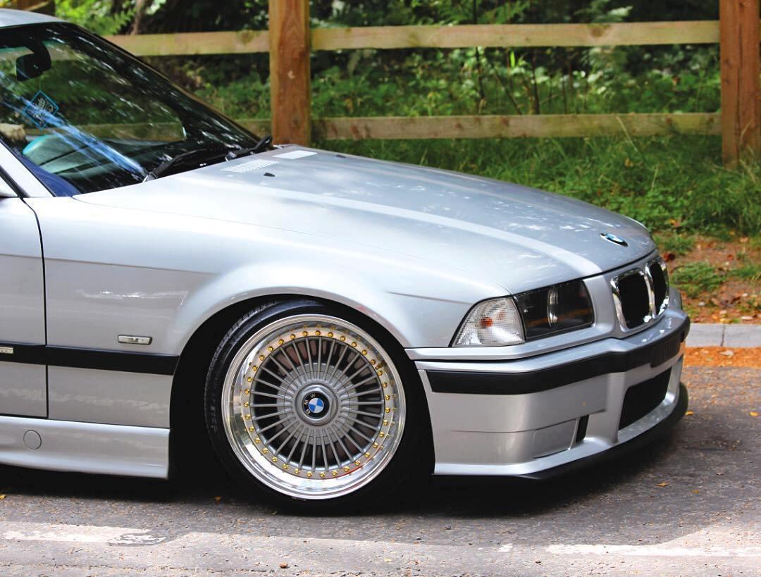 bmw e36 style 4 wheels
