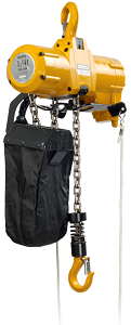 Kito penumatic air hoist series TCR