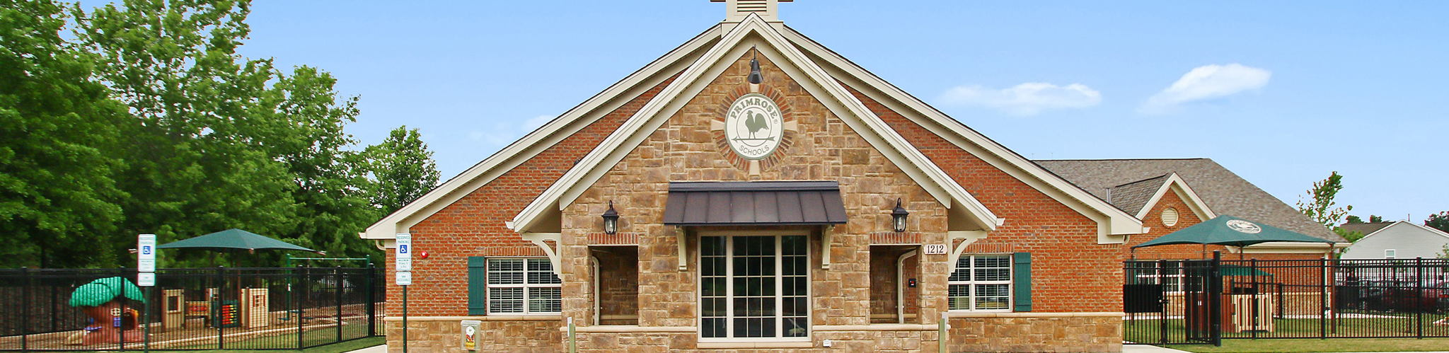 Exterior of a Primrose School of Fort Mill