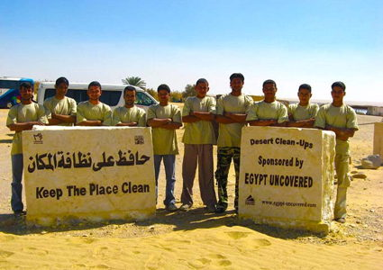 desert-clean-up-days-egypt