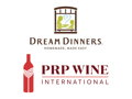 Dream Dinners Basket + Wine Sampling for 12