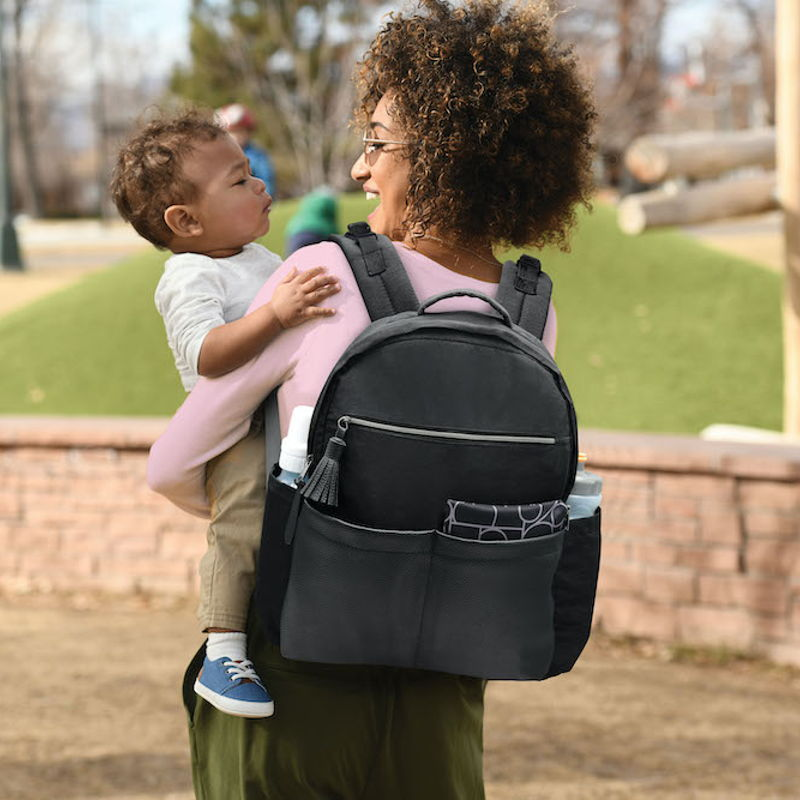 all access diaper bag backpack