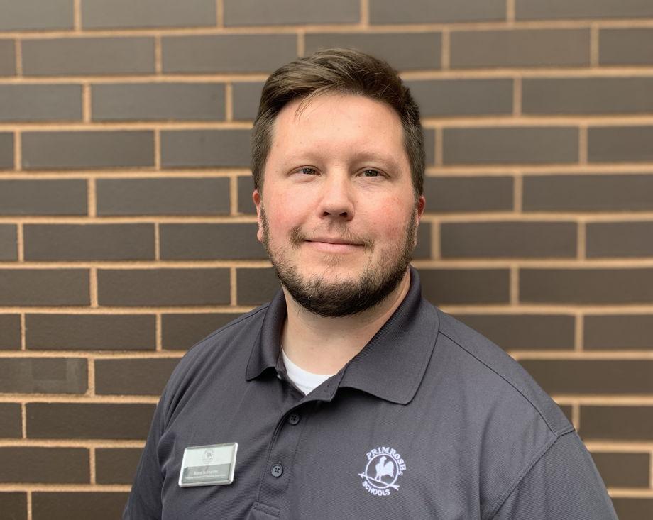 Mr. Blake Schneider , Support Teacher