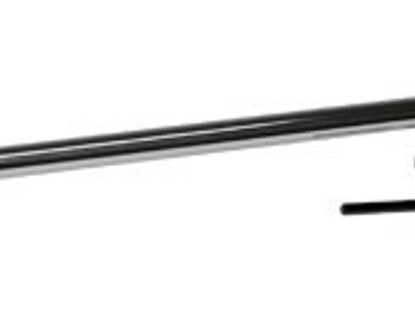 JELCO SA-750L TONEARM WITH REGULAR AND HEAVIER COUNTER WEIGHTS SA-750L