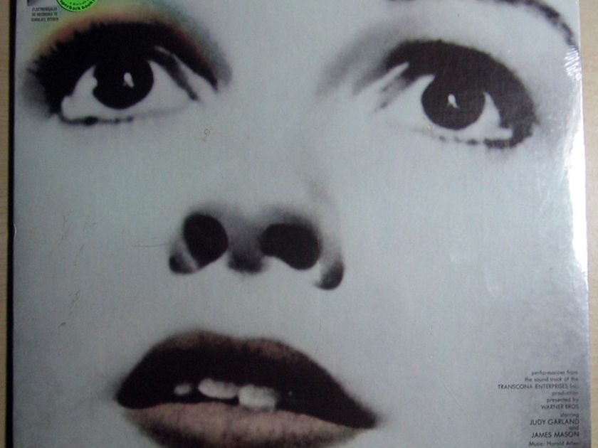 Judy Garland  - A Star Is Born - SEALED 1976 Reissue Columbia Special Products ‎ACS 8740
