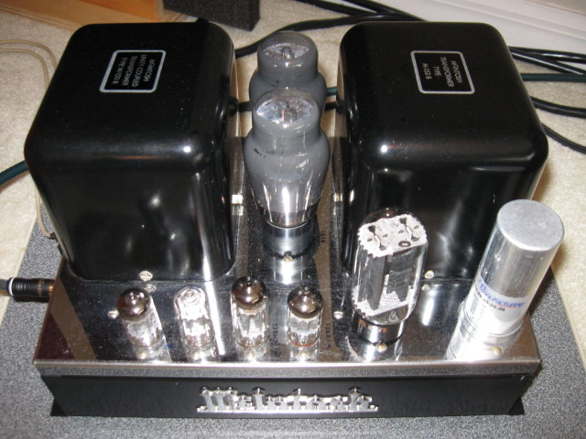 MCINTOSH  MC30  MONO BLOCK TUBE POWER  AMPLIFIERS (NO ISSUES) IN GREAT WORKING CONDITION