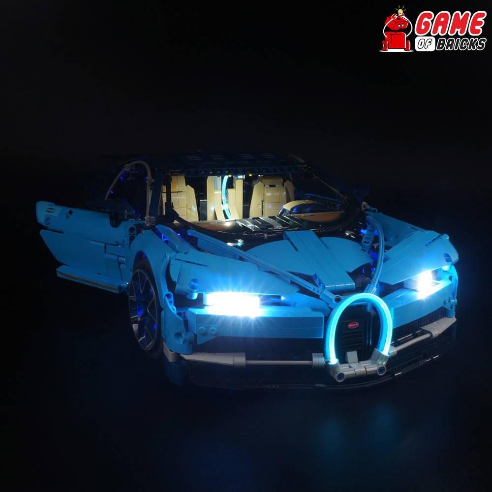 lego bugatti chiron night light