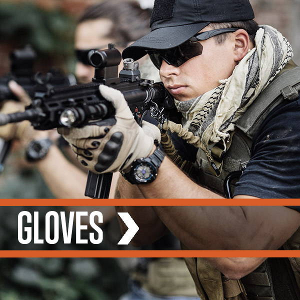 tactical and police gloves