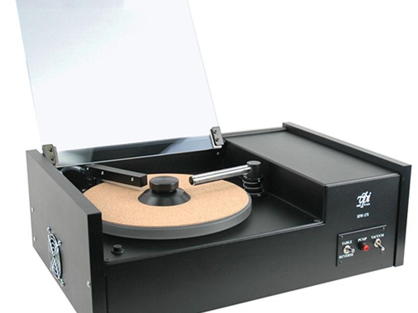VPI HW17i-2010 Pro record cleaning machine