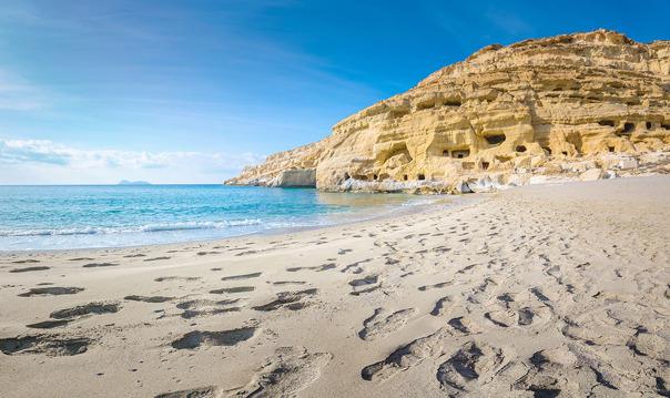 Обзорная экскурсия по Криту из Ираклиона