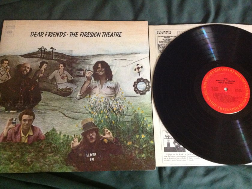 Firesign Theatre - Dear Friends 2 LP NM