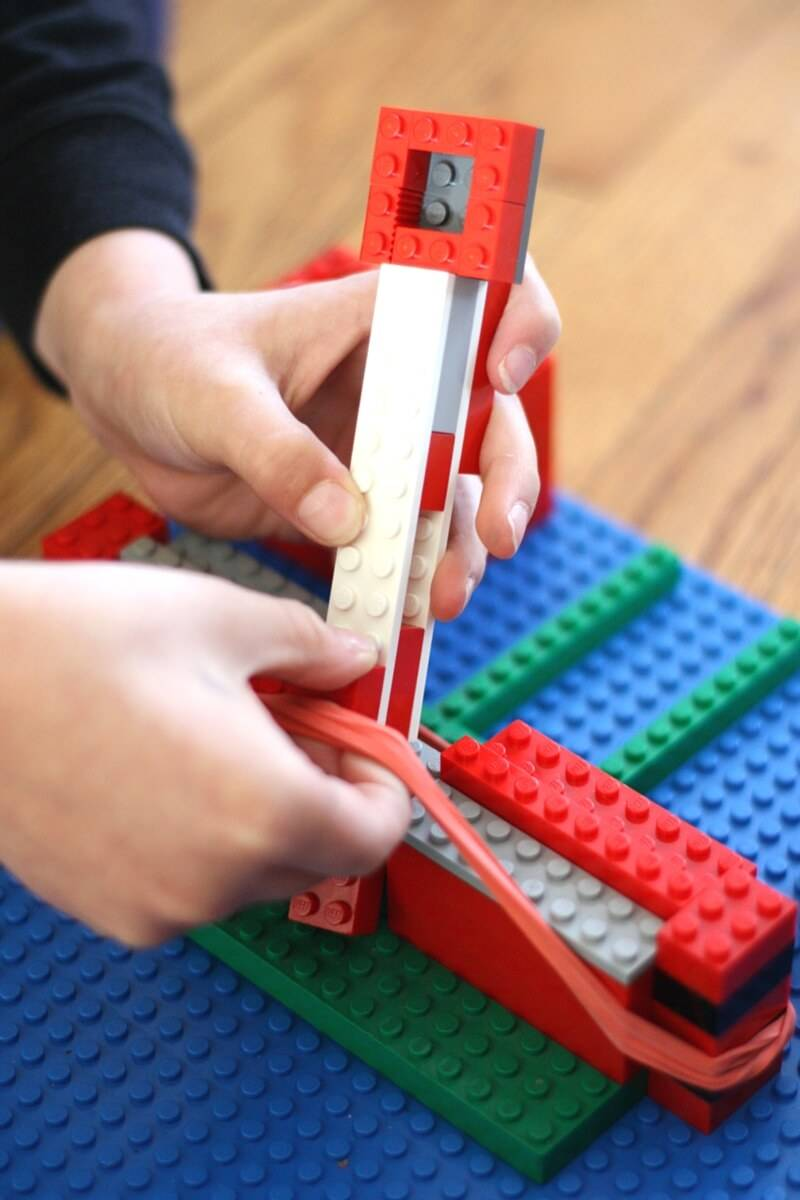 lego catapult arm