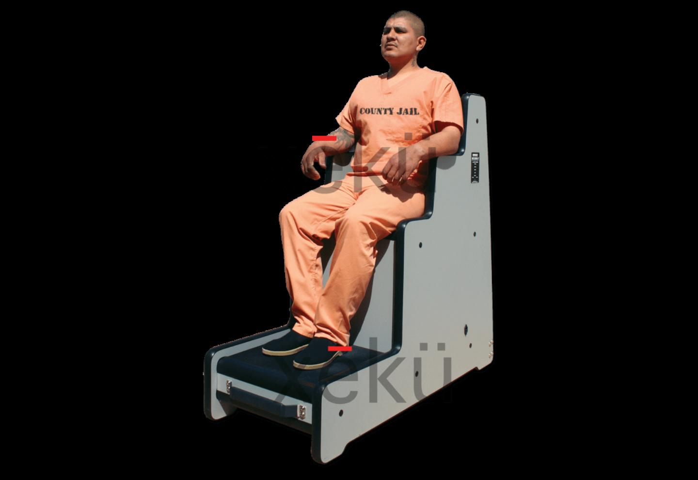 xeku boss 2 5-zone scanner chair