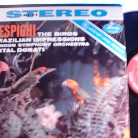 Respeghe The Birds Brazilain Impressions Londor Symphony Antal Dorati