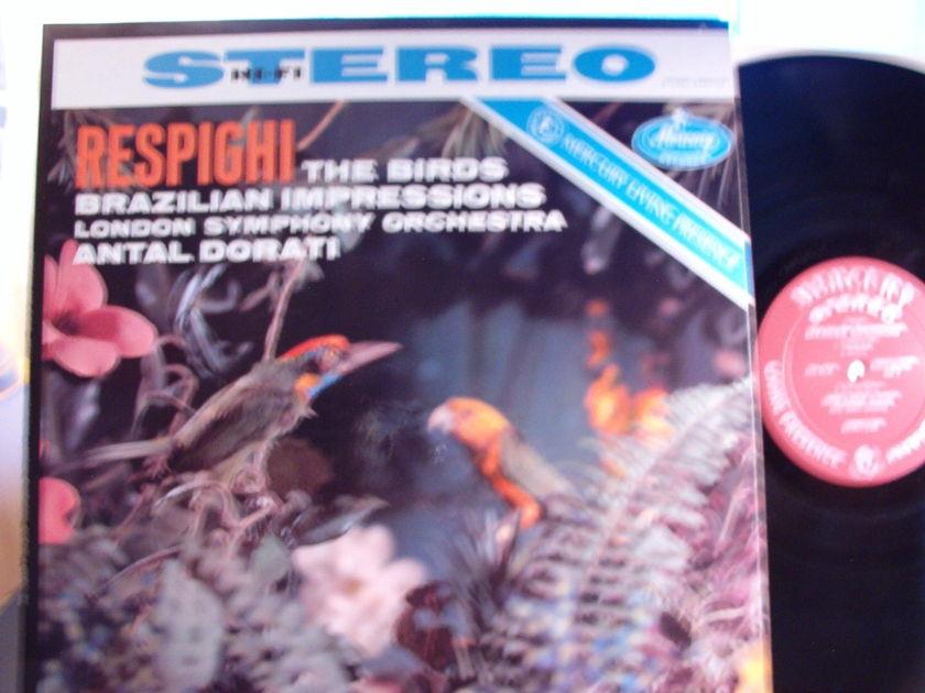 Respeghe The Birds - Brazilain Impressions Londor Symphony Antal Dorati Mercury Living Presense