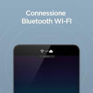 Amazfit Smart Scale - Connecssione Bluetooth WIFI