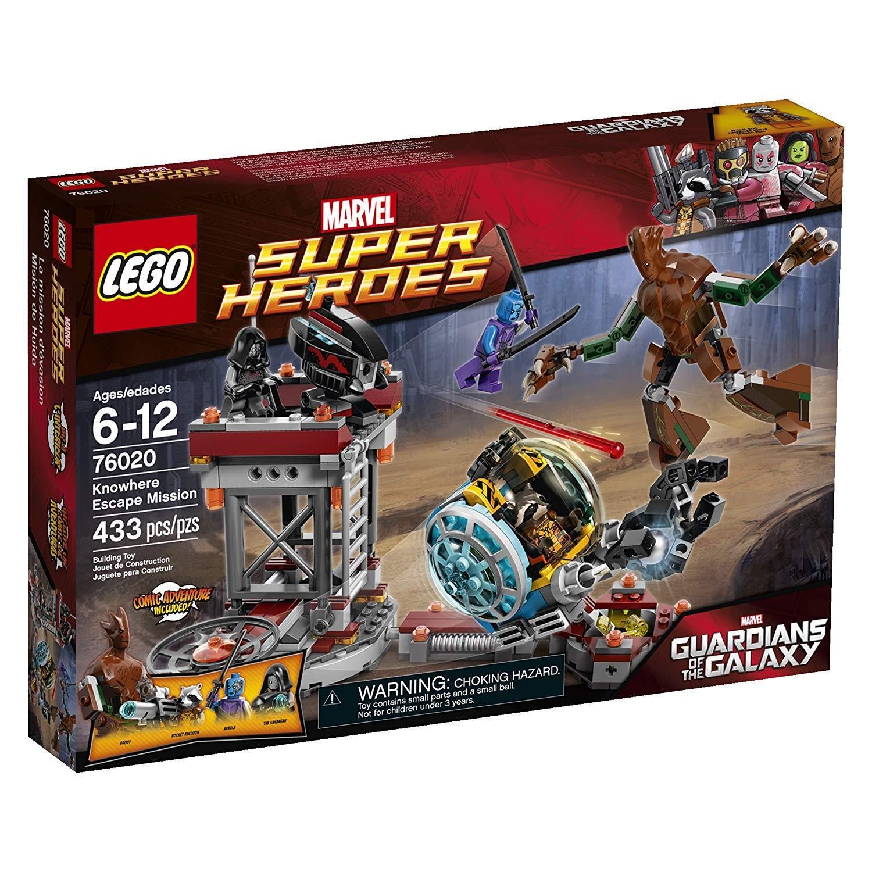 lego knowhere escape mission