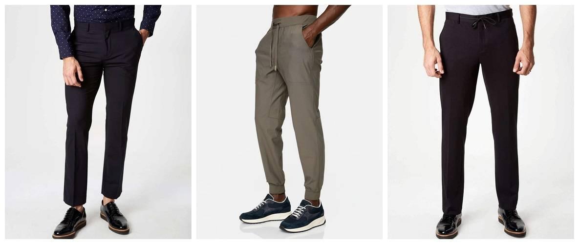 Dress Pants and Joggers