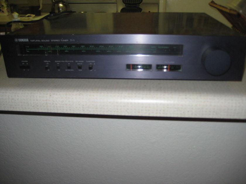 Yamaha  T-1 Tuner