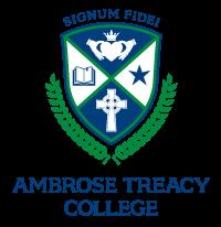 Ambrose Treacy College Logo