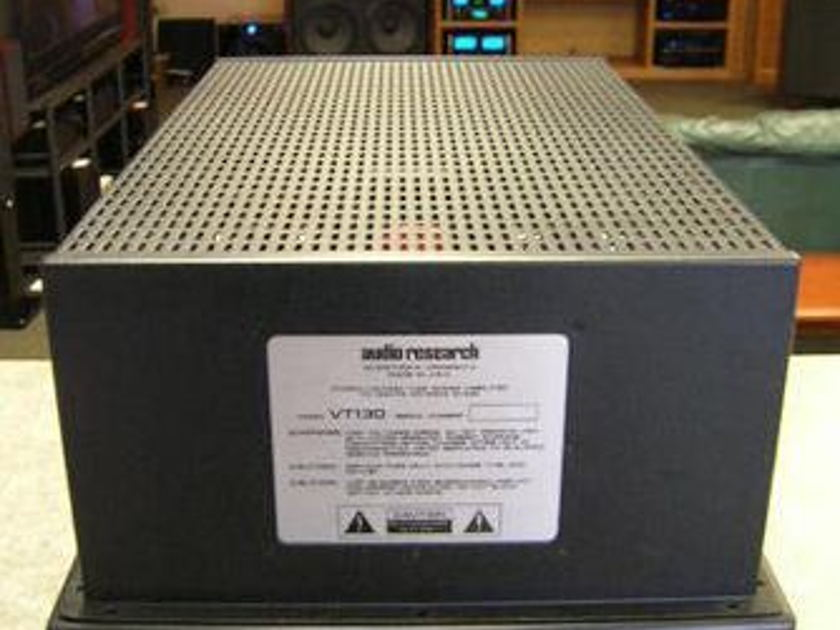 Audio Research VT-130  Price drop Extra 6550 tube set incl.