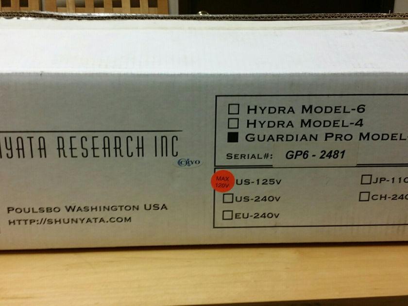 Shunyata Research guardian pro6 Power Conditioner
