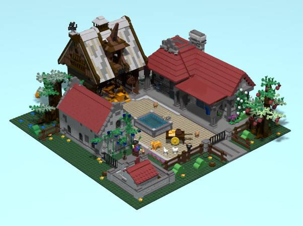 lego Gigi's Farm