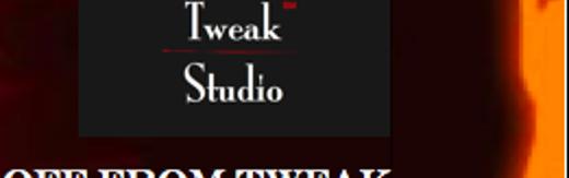 Off from Tweak Studio