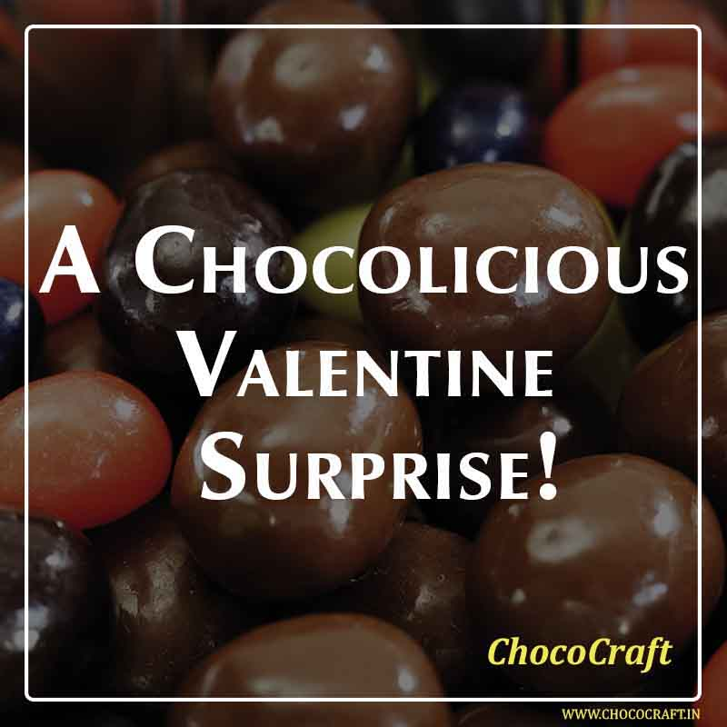 A Chocolicious Valentine Surprise!