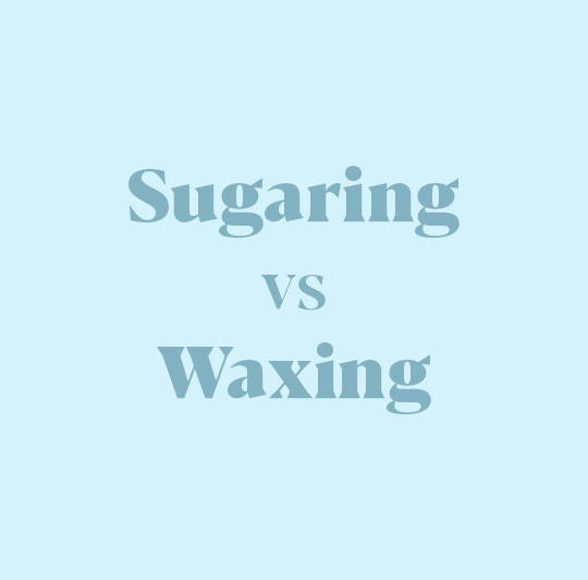 I've never seen this technique, why is it different from waxing?