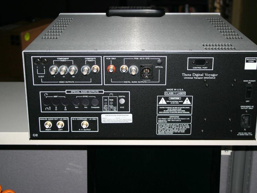 Theta Digital Voyager
