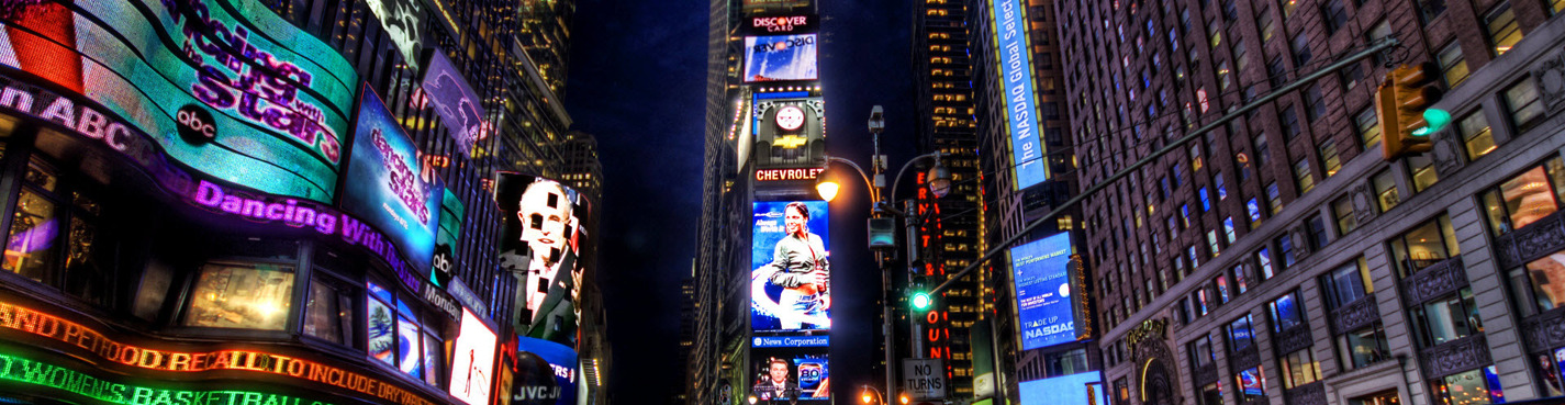 Экскурсия по вечернему Times Square с смотровой площадкой Empire State Buil