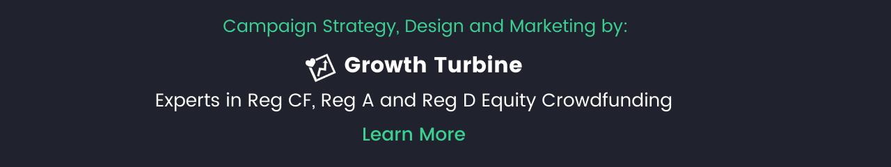 Growth Turbine - Wefunder Marketing Agency
