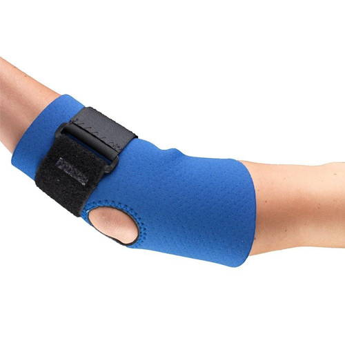 0302 / NEOPRENE ELBOW SUPPORT - STRAP