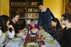 Dine with a Local Family