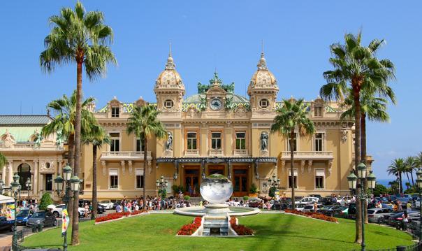 Экскурсия по Ницце, Эз и Монако, Монте Карло