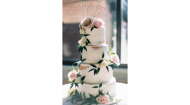 Planning for Your Wedding Cake