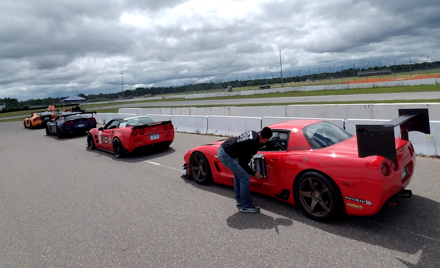 Proving Grounds 2019.1 Road Course, TTS, AutoX