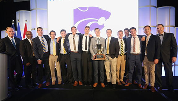Image for Kansas State named Sweepstakes Trophy recipient